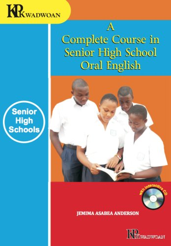 This material shows teachers and students how to recognise and produce the sounds of the English Language with specific attention to sounds that are problematic for speakers of English in West Africa.  The exercises at the end of each level accompanied by some suggested answers helps students to self-evaluate their understanding.