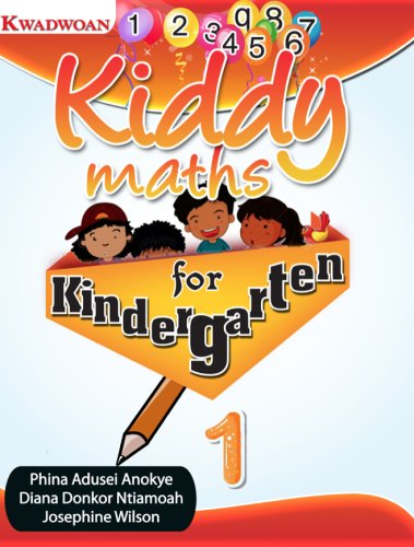 Kiddy Maths for Kindergarten 1 is the first of a two-series course for kindergarteners. It introduces the pre-schooler to certain basic numeracy skills needed in order to build on in later school life. As a skill-based work book, it gives the child the pleasure of satisfying their curiosity through engaging in the carefully designed and illustrated activities.