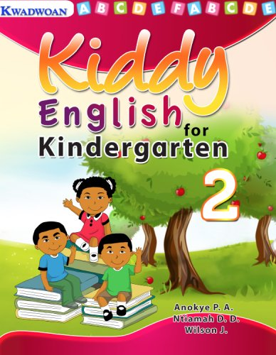 As an activity-based book, Kiddy English book 2 provides children with an opportunity to explore, observe, listen and express their thoughts on events, pictures and things in their environment. Pre-schooler's will really gain a sense of confidence with a solid foundation as this.