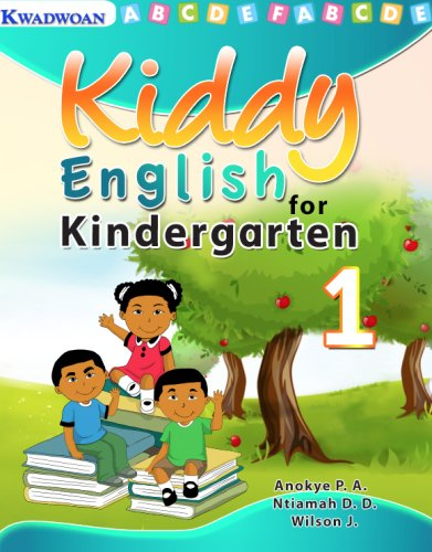 In putting together a language and literacy material better suited to kindergarteners, the pre-schooler's range of vocabulary, thinking ability and environment were considered. This is no doubt one of the best books ever published in Ghana for kindergarteners.