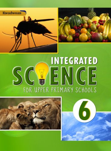 With an accomplished record of quality educational book publication, Kwadwoan's Integrated Science for Upper Primary 6 is no different. Combining the knowledge of learned science educators and resource persons, Book 6 of our basic science series summarises and prepares the learner for higher tuition and success in the field of science.