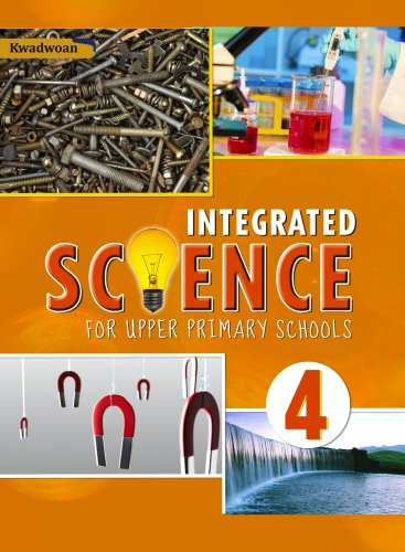 A follow-up on the lower primary science series, Integrated Science for Upper Primary 4 offers both teachers and pupils an insightful and practical book to aid teaching and learning. This book fully satisfies the requirement of the Ghana Education Service (GES) syllabus. It is certainly a must-have for Primary 4 learners.