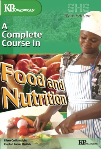 A Complete course in Food and Nutrition provides students with a book which treats every topic under this subject exhaustively.  It will serve the need of Food and Nutrition students and indeed all lovers and curious adherents of the food industry.