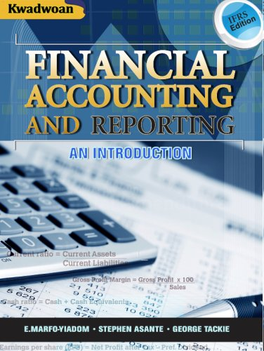 An Introduction is aimed at providing a comprehensive foundation and an accounting teaching and learning material for the first year undergraduate business students.