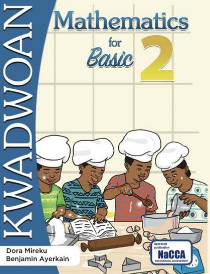 Second in the series, this book reinforces lessons learnt in Basic 1. Each lesson is accompanied with numerous activities, which expand and strengthens understanding of fundamental concepts. Written by experienced Maths educators, it is no wonder that the book's approach meets the requirements of the National Council for Curriculum Assessment (NaCCA).