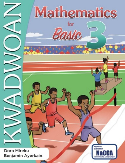 Kwadwoan Mathematics for Basic 3 solidifies the foundation of Mathematics built by the previous books. Through its easy-to-follow and effective learning strategies, mathematical concepts that were otherwise cumbersome and unexciting are treated with so much simplicity to make any learner appreciate the ease of learning Mathematics. Each lesson is accompanied with numerous activities, which expand and strengthens understanding of fundamental concepts.